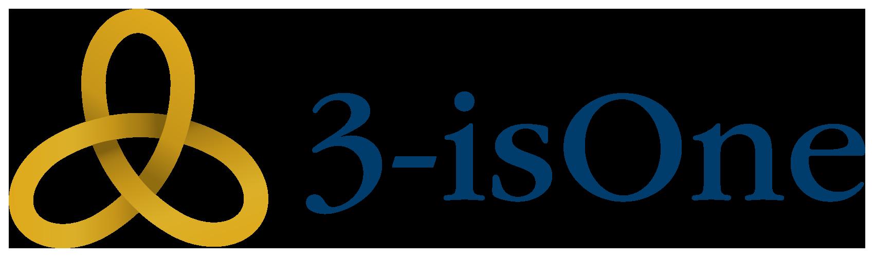 3isOne logo